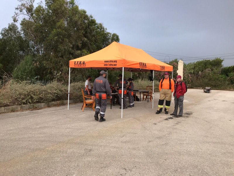 The Volunteer Rescuer A Unified Approach 17