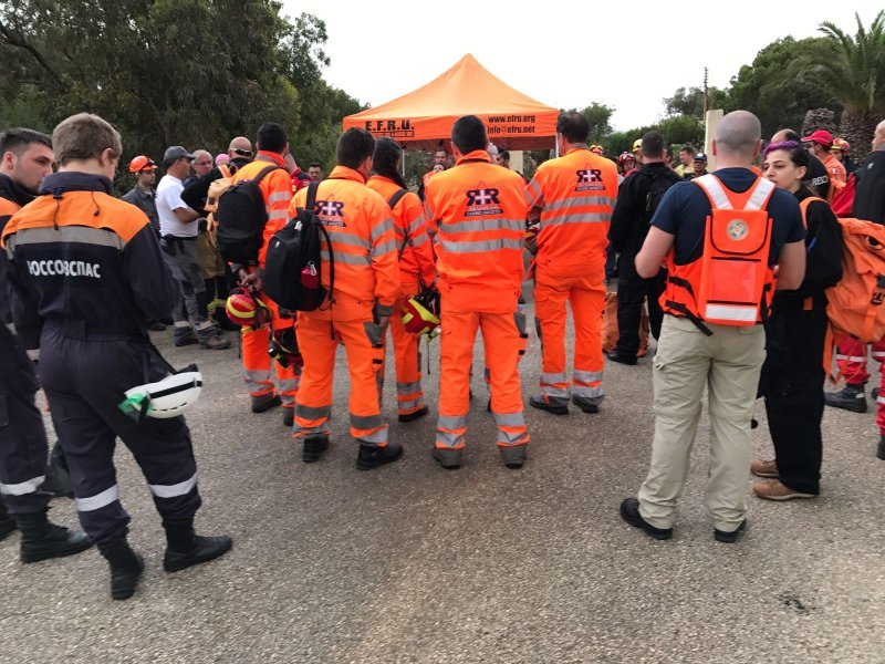 The Volunteer Rescuer A Unified Approach 18