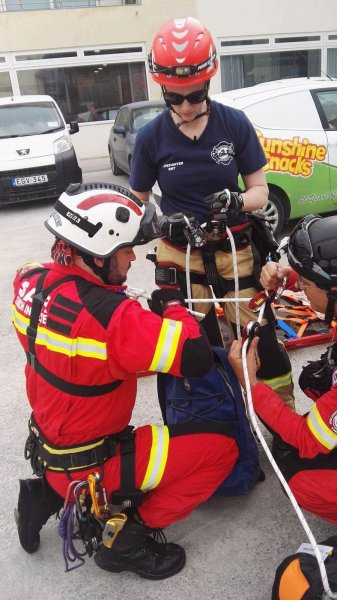 The Volunteer Rescuer A Unified Approach 29
