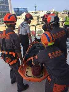 SIMIT 2015 – A three day simulated deployment on various rescue scenarios