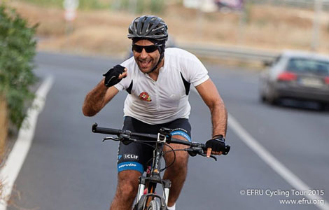 EFRU Cycling Tour 2016