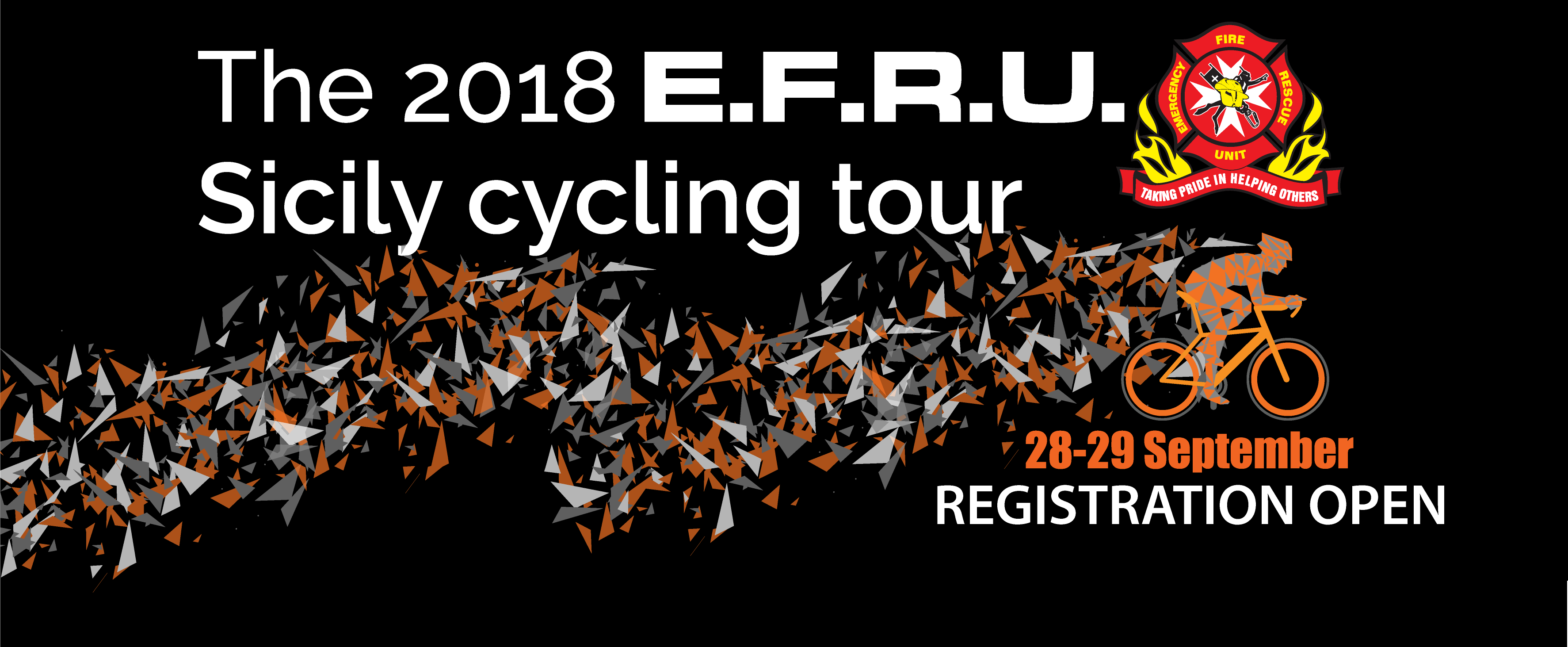 The 2018 E.F.R.U. Sicily cycling tour